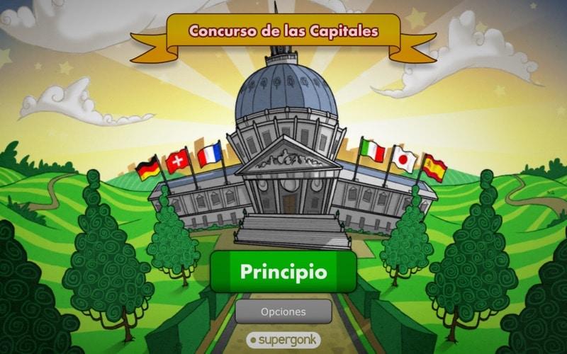 Concurso de las capitales