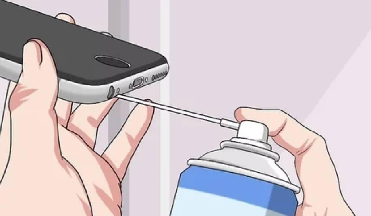 Limpiar el conectar jack de auriculares