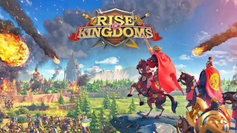rise of kingdoms guia