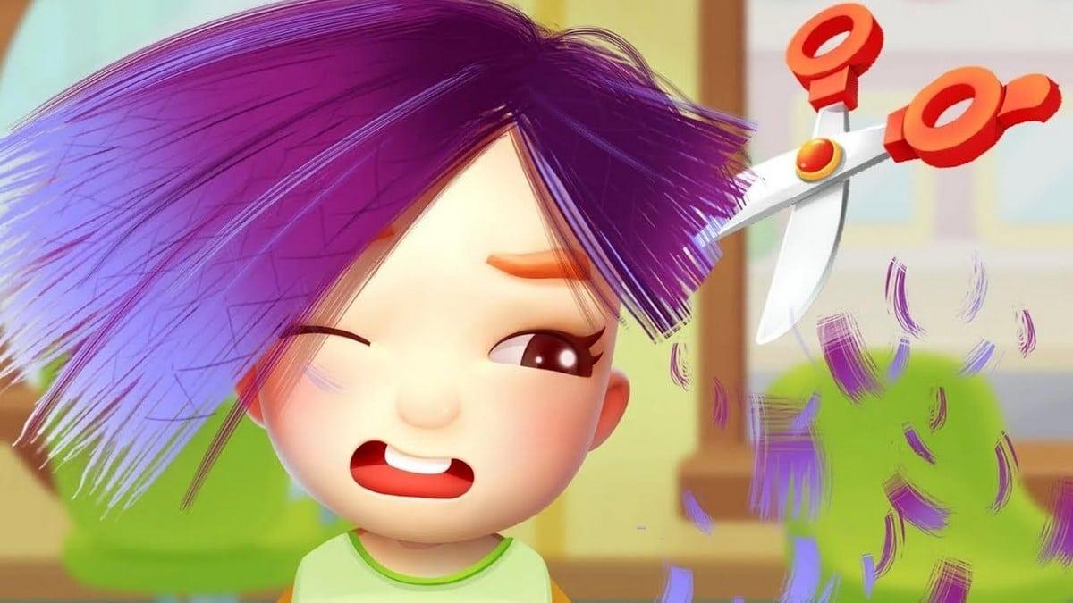 Hair Salon & Barber Kids Games