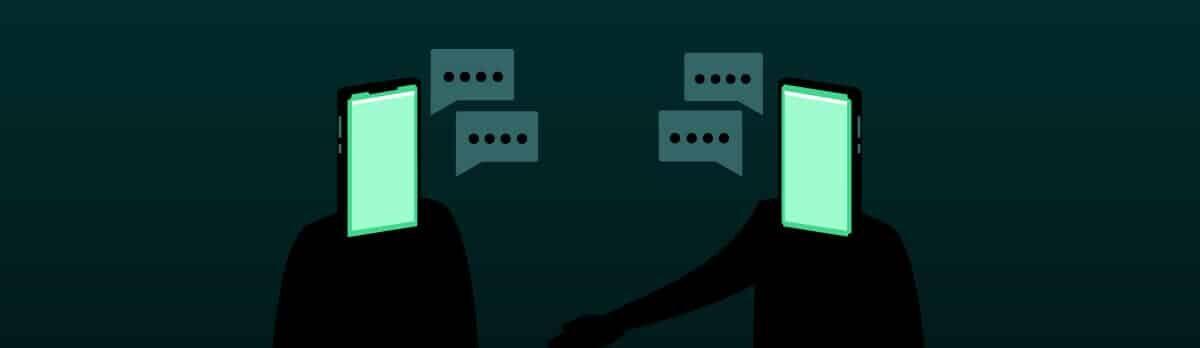 aplicaciones chat anonimo