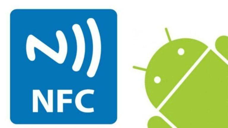 NFC móvil Android