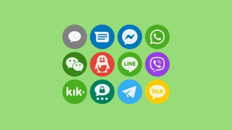 Apps mensajeria Android