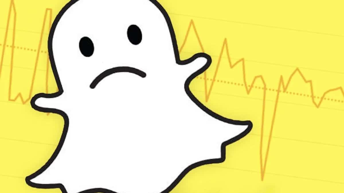 Snapchat no funciona Android