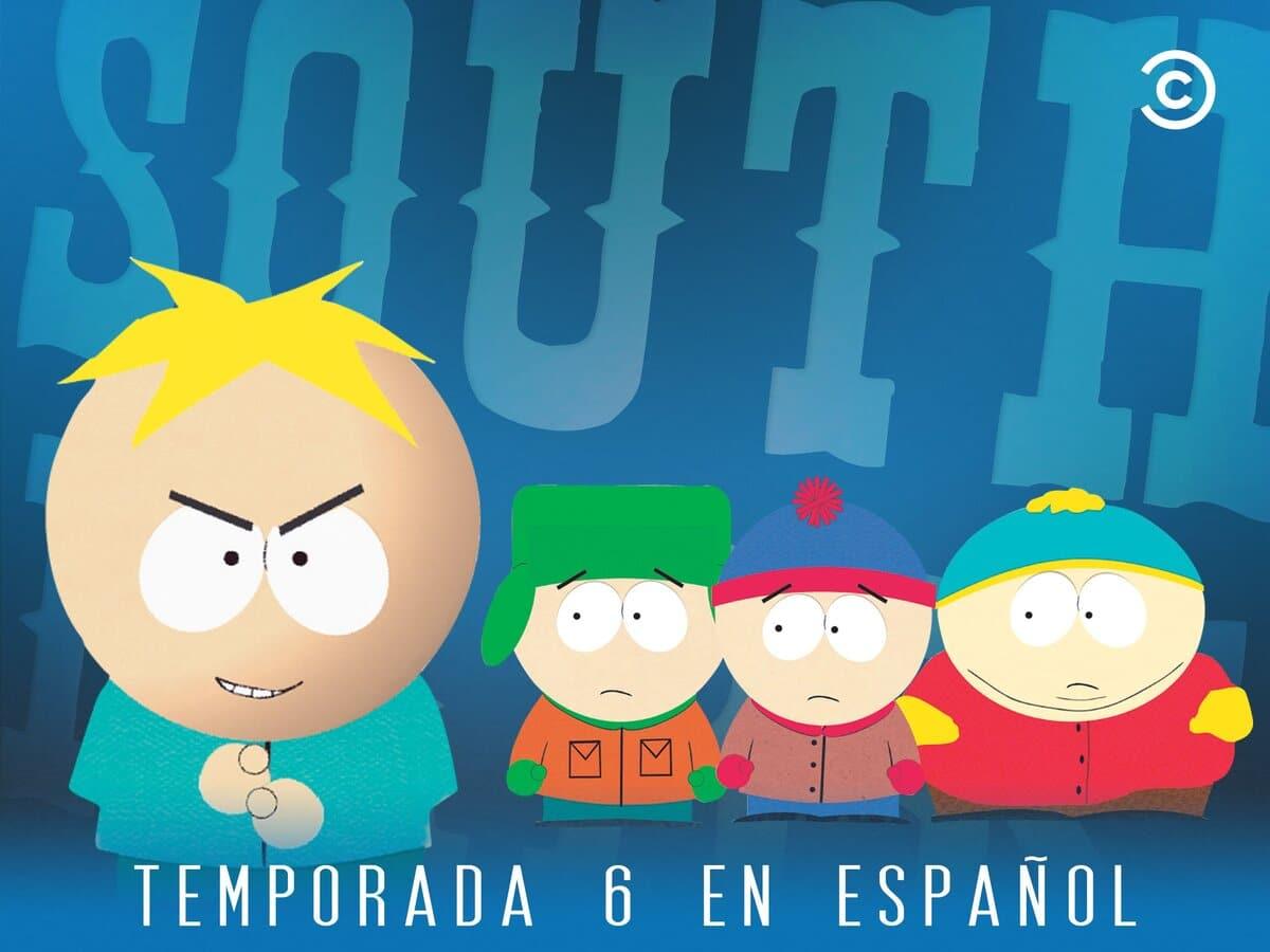 South Park temporada 8