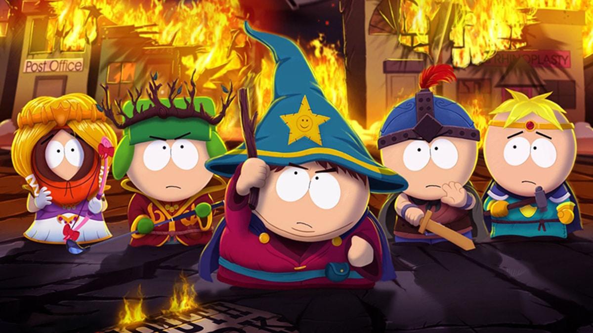 South Park inicio