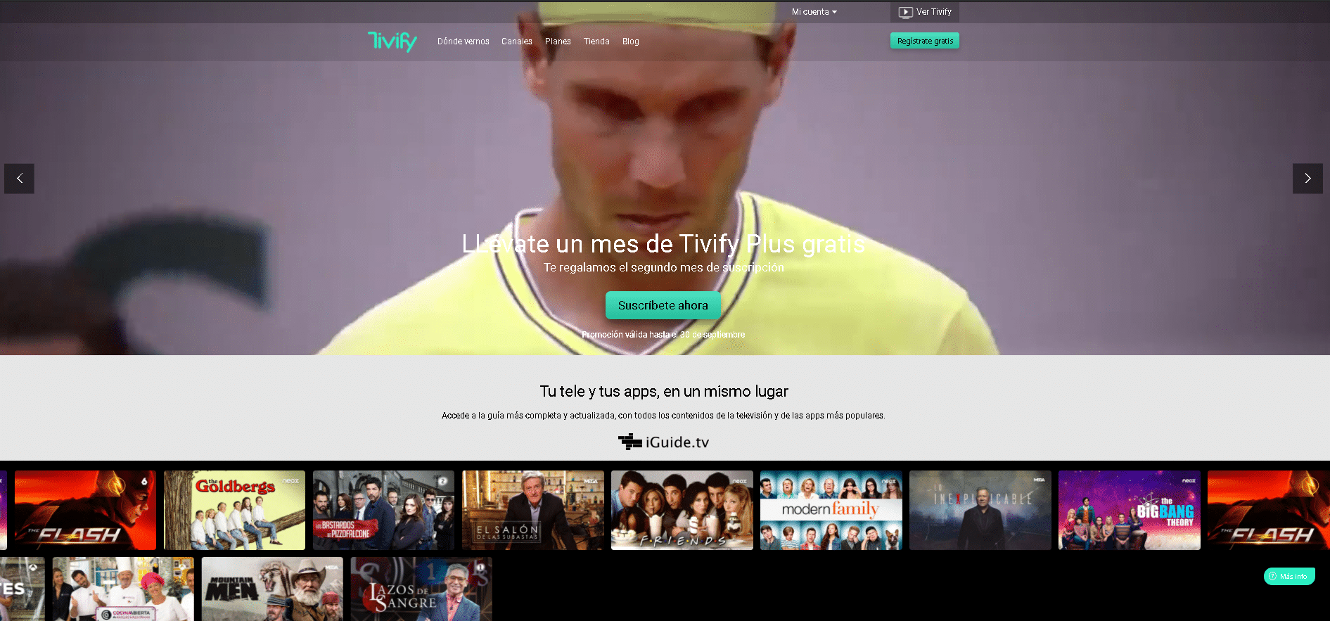 Cómo ver Tivify
