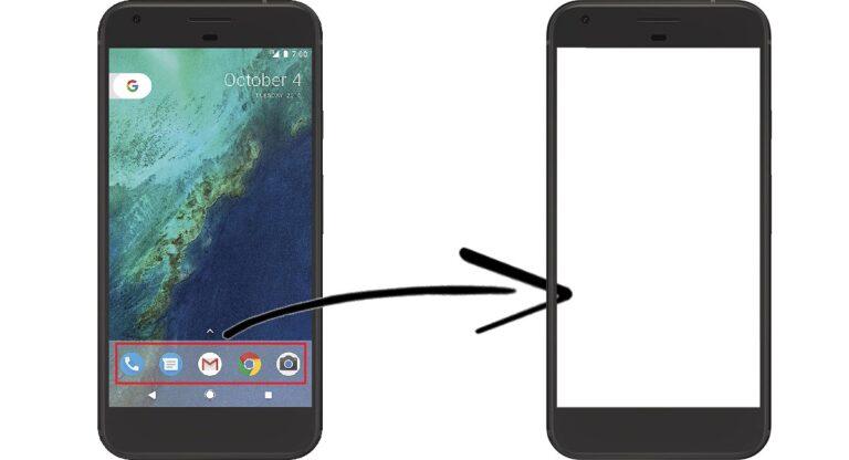 Mover apps instaladas a otro android
