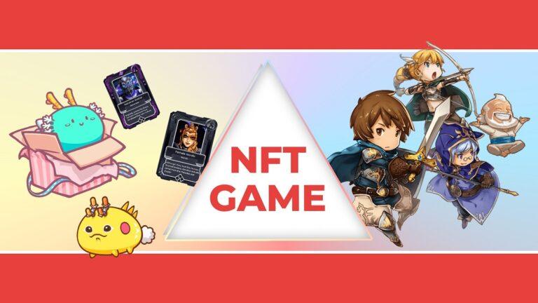 Mejores juegos NFT