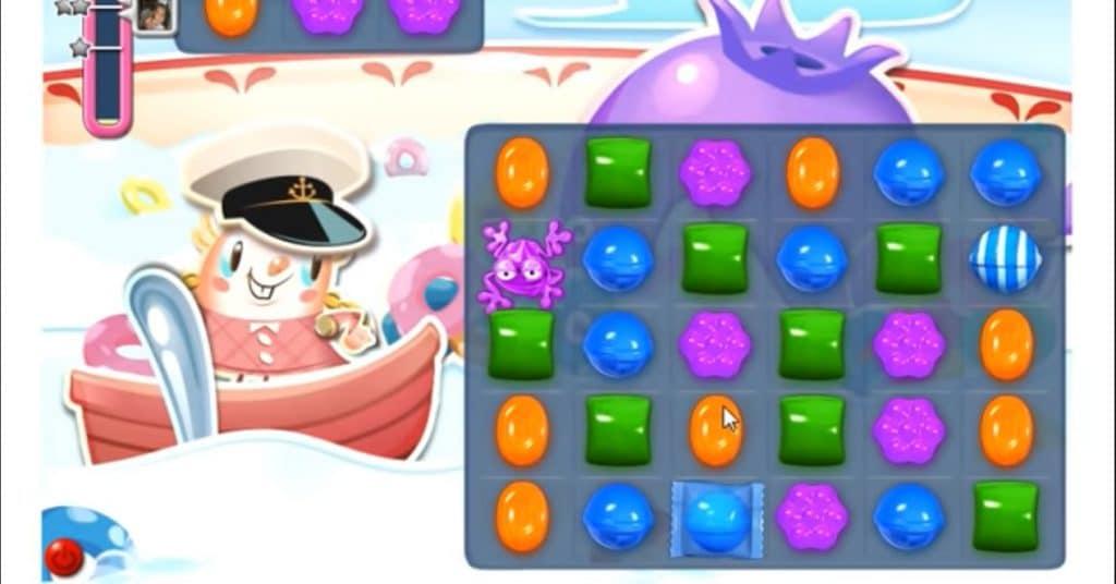 rana candy crush saga