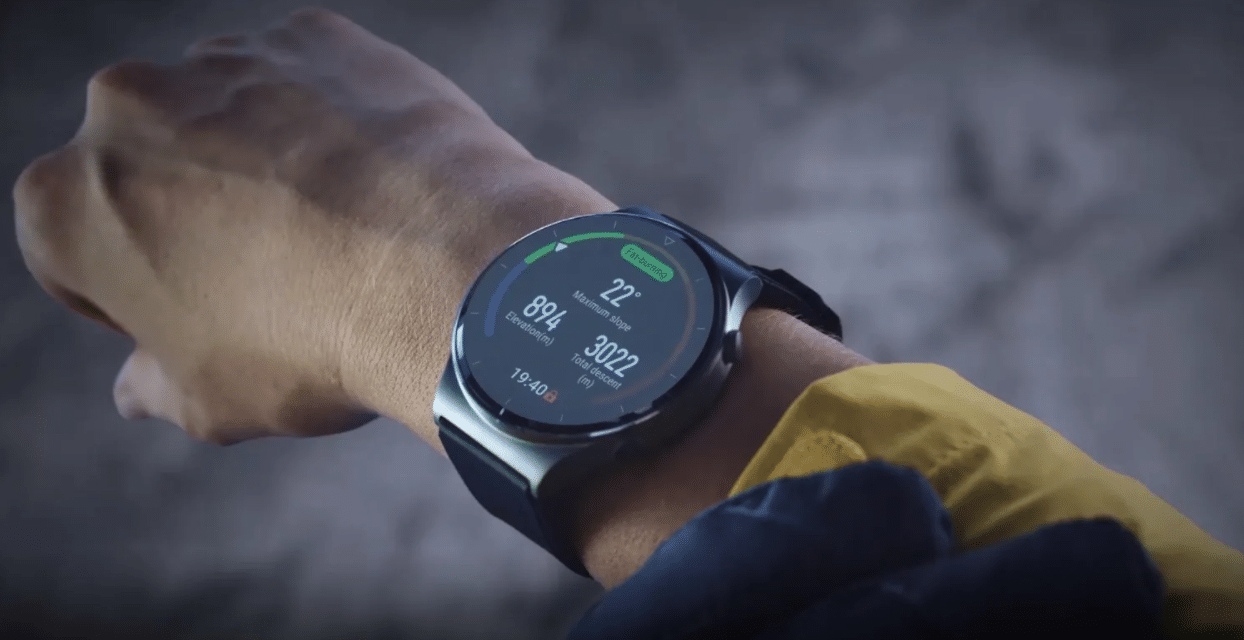 aplicaciones android huawei watch gt 2