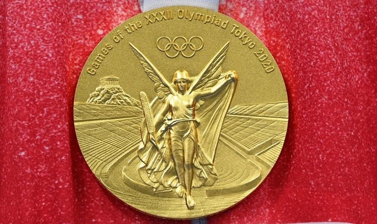 medalla oro juegos olímpicos